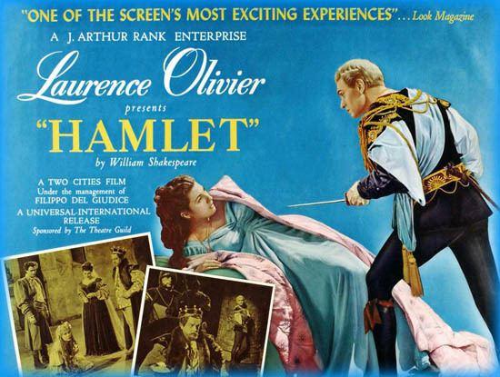 Hamlet (1948 film) Hamlet 1948 Movie Review Film Essay