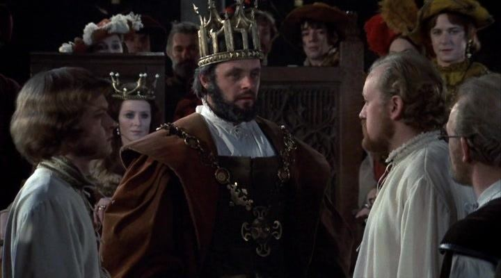 Hamlet (1969 film) Hamlet 1969 Tony Richardson Nicol Williamson Judy Parfitt