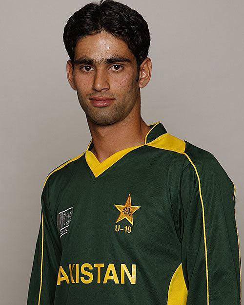 Hammad Azam (Cricketer)