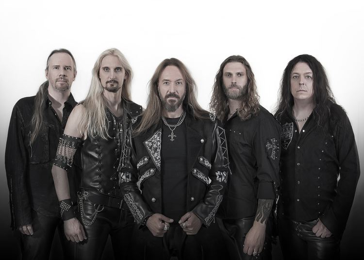 HammerFall HAMMERFALL quotHECTOR39S HYMNquot MUSIC VIDEO DEBUT Nuclear Blast USA