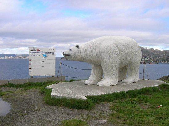 Hammerfest Tourist places in Hammerfest
