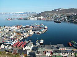 Hammerfest httpsuploadwikimediaorgwikipediacommonsthu