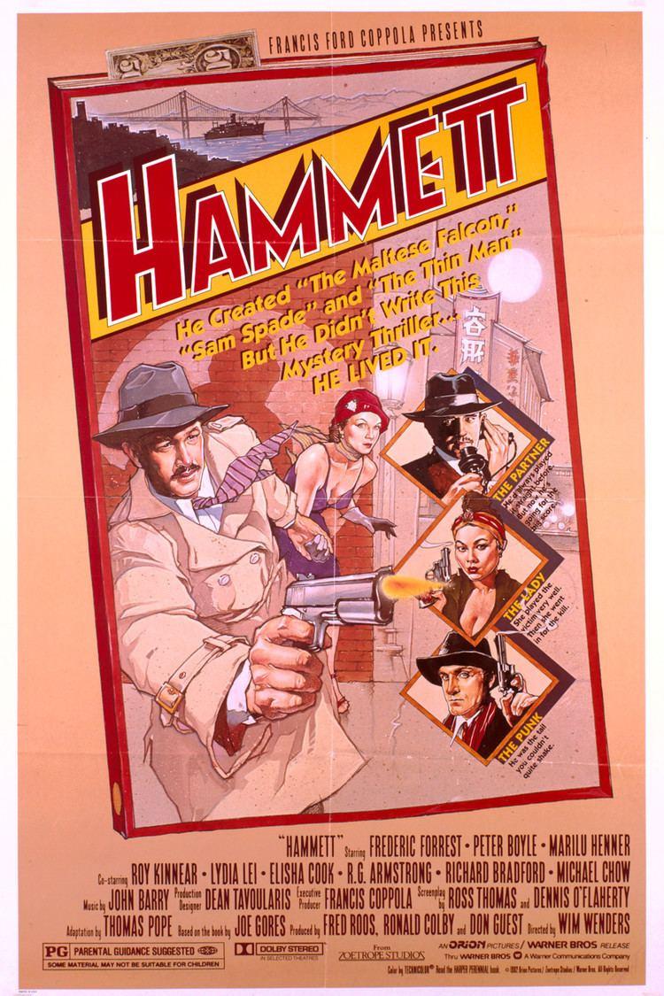 Hammett (film) wwwgstaticcomtvthumbmovieposters6941p6941p