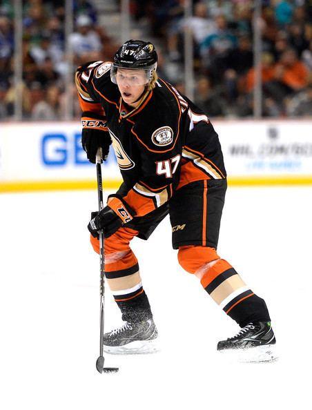 Hampus Lindholm Hampus Lindholm Photos Vancouver Canucks v Anaheim Ducks