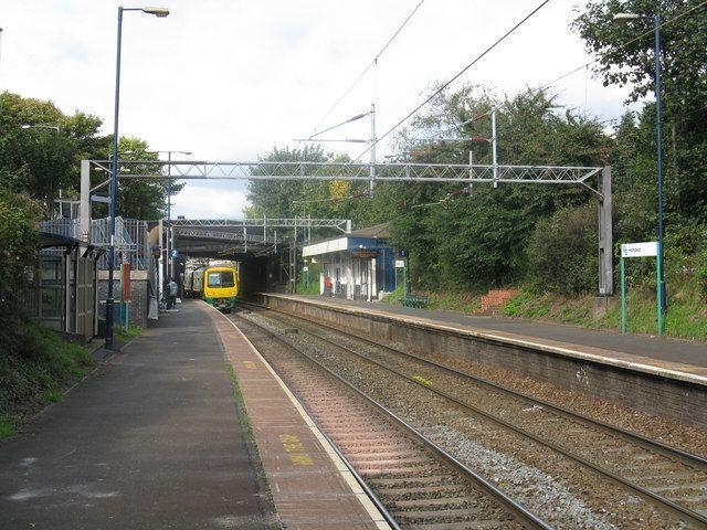 Hamstead railway station
