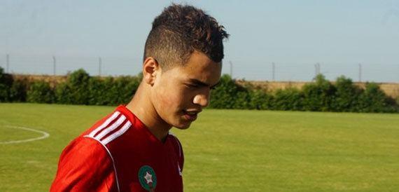Hamza Sakhi Hamza Sakhi un 1er contrat pro 16 ans Chelsea pour