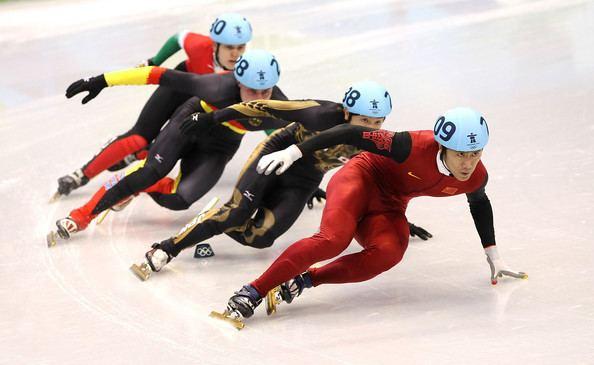 Han Jialiang Han Jialiang Photos Photos Short Track Speed Skating Day 13 Zimbio