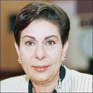 Hanan Ashrawi wwwisraellycoolcomwordpresswpcontentuploads