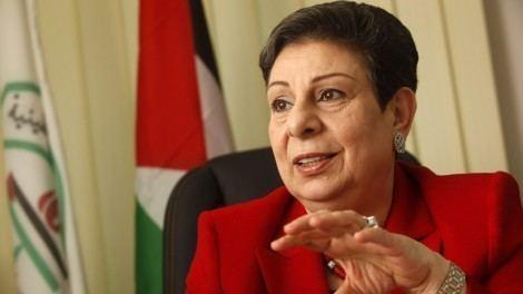 Hanan Ashrawi The media in disarray over Jewish refugees Lyn Julius