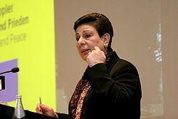 Hanan Ashrawi Hanan Ashrawi Wikipedia