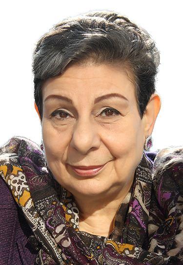 Hanan Ashrawi 112016 Palestinian Activist and Scholar Hanan Ashrawi to Speak at