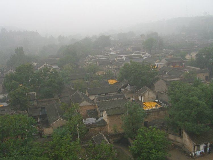 Hancheng in the past, History of Hancheng