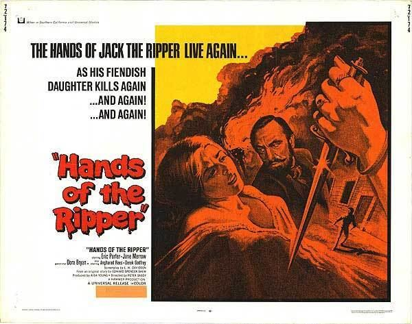 Hands of the Ripper Hands Of The Ripper movie posters at movie poster warehouse