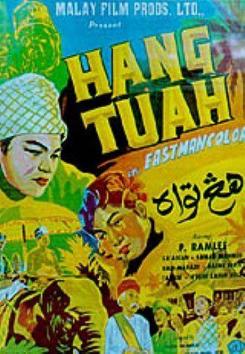 Hang Tuah (film) Hang Tuah filem Wikipedia Bahasa Melayu ensiklopedia bebas