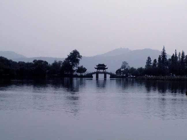 Hangzhou Beautiful Landscapes of Hangzhou