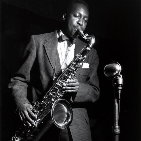 Hank Mobley Hank Mobley Newark 1953 JazzWax