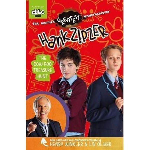 Hank Zipzer (TV series) Booktopia Hank Zipzer TV Tiein The Cow Poo Treasure Hunt by