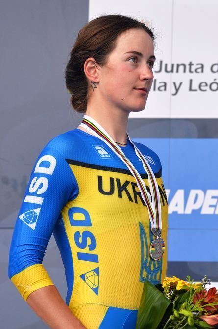 Hanna Solovey News shorts Solovey signs for AstanaAcca Due O Roompot
