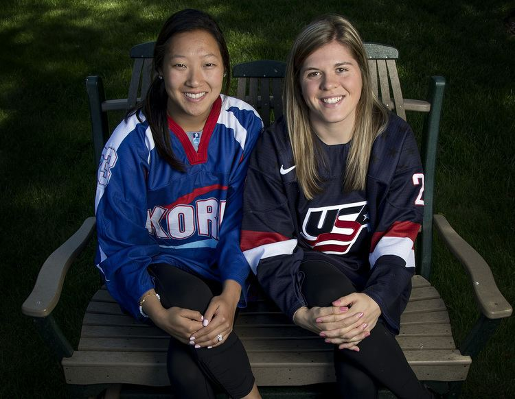 Hannah Brandt Seoul sisters Brandts chasing Olympic hockey dreams StarTribunecom