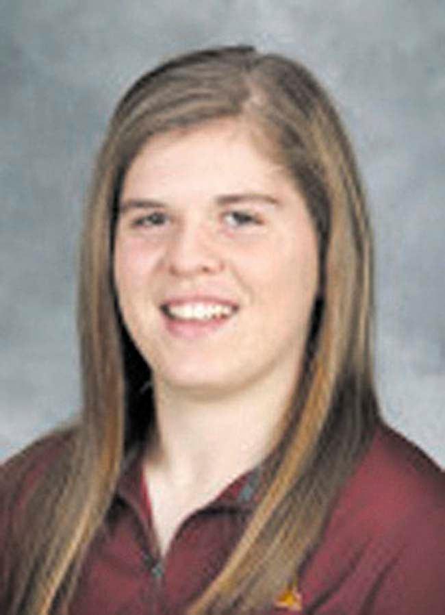 Hannah Brandt Gophers womens hockey Hannah Brandts hat trick lifts Minnesota