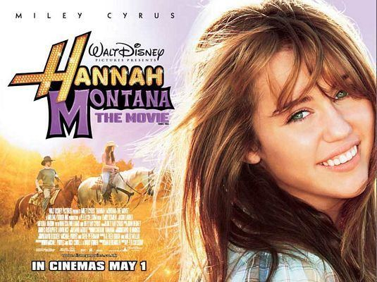 Hannah Montana: The Movie Hannah Montana The Movie Movie Poster 2 of 3 IMP Awards