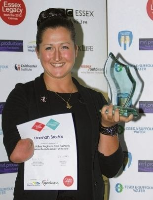 Hannah Stodel Stodel savours a double county honour From Gazette