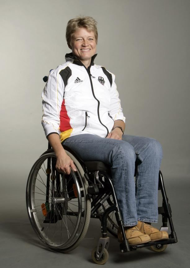 Hannelore Brenner Hannelore Brenner Equestrian Paralympic Athlete Profile