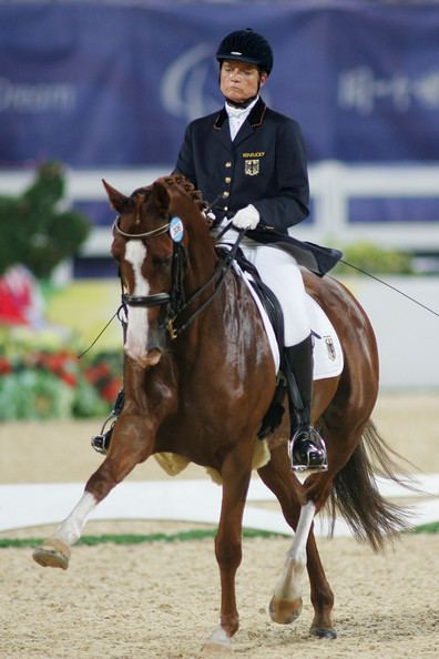 Hannelore Brenner Hannelore Brenner Photos Paralympics Day 5 Equestrian