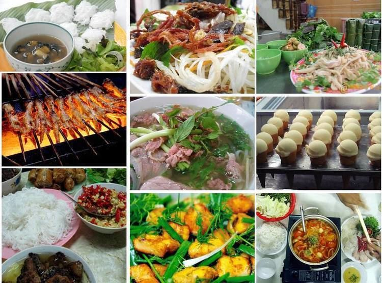 Hanoi Cuisine of Hanoi, Popular Food of Hanoi