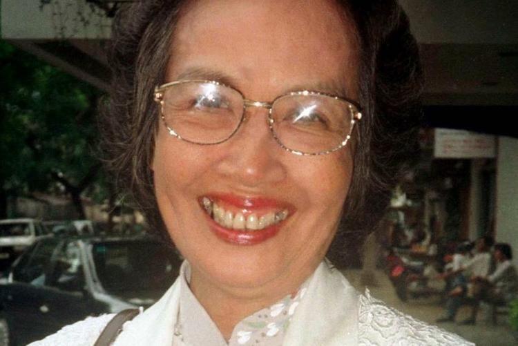 Hanoi Hannah Smooth as Silk Vietnamese Propagandist Hanoi Hannah Dies at 87