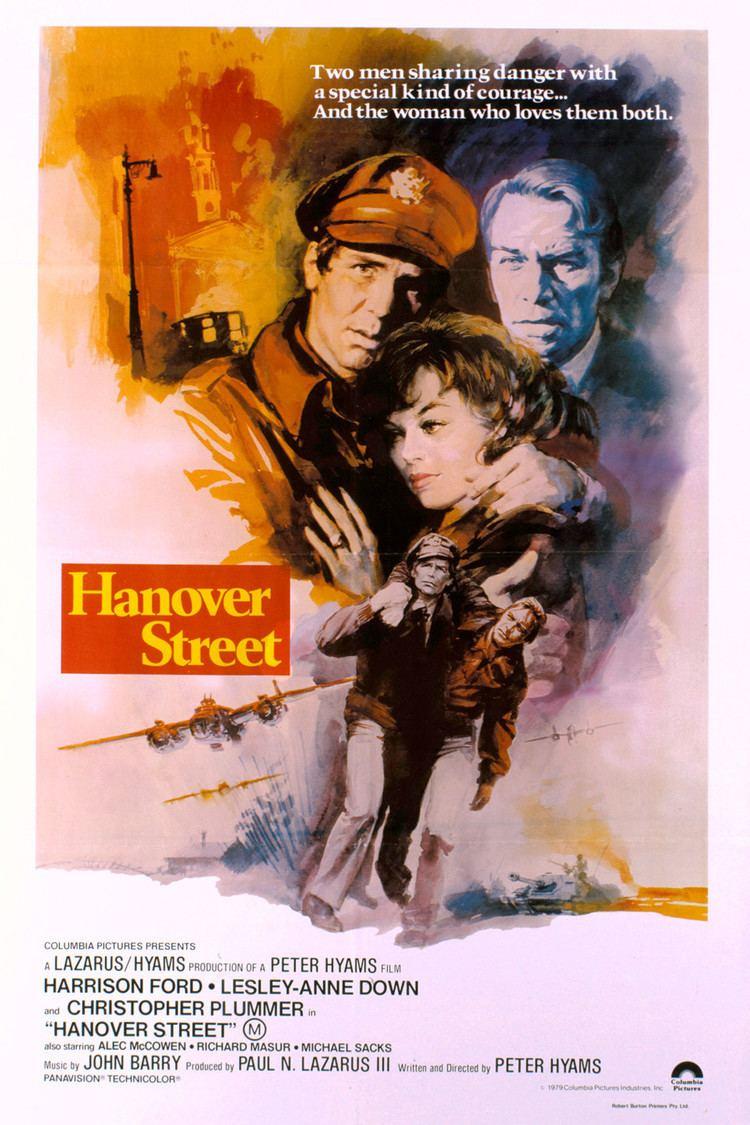 Hanover Street (film) wwwgstaticcomtvthumbmovieposters4863p4863p