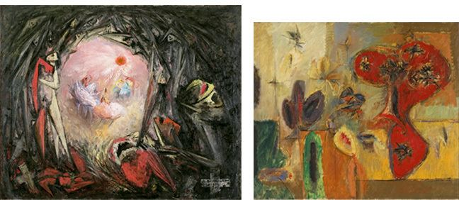 Hans Burkhardt Critically Acclaimed Hans Burkhardt Exhibition It39s