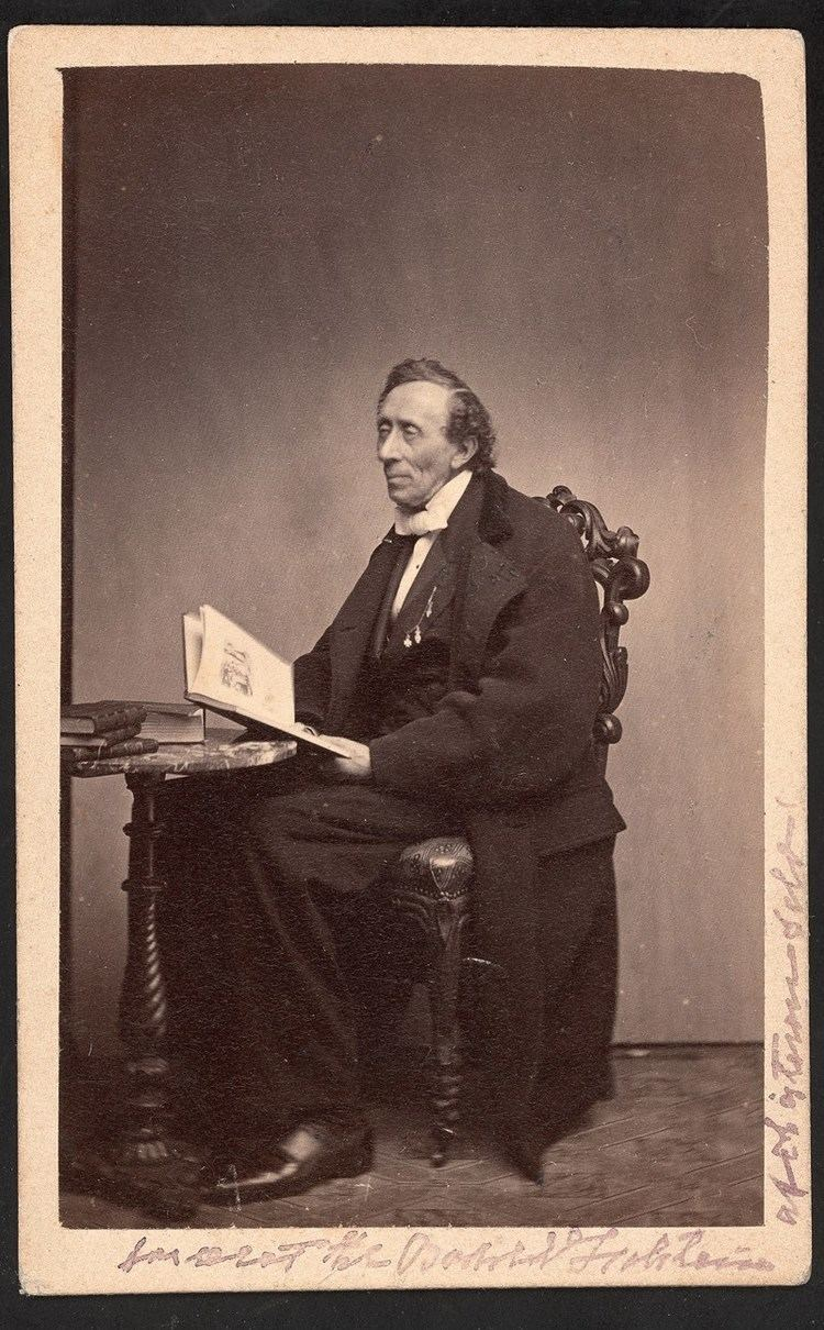 Hans Christian Andersen Thank You for the Letters You Sent Me Odense City Museums