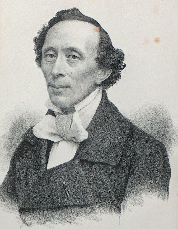 Hans Christian Andersen Poze rezolutie mare Hans Christian Andersen Persoana