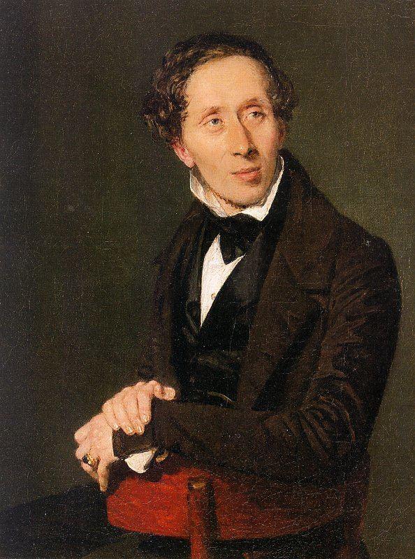 Hans Christian Andersen Hans Christian Andersen Wikipedia the free encyclopedia