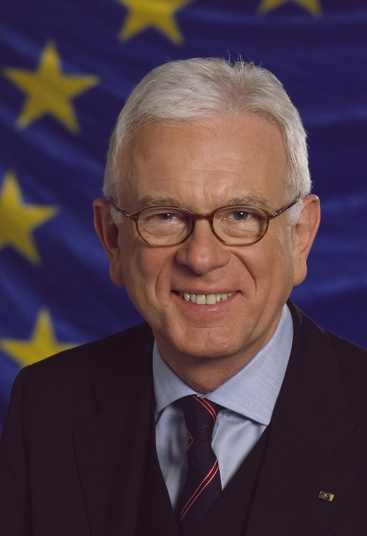 Hans-Gert Pöttering Equal partners in a united Europe