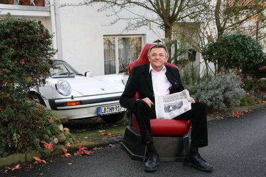 Hans Mezger Hans Mezger ohne Beispiel imschalensitz