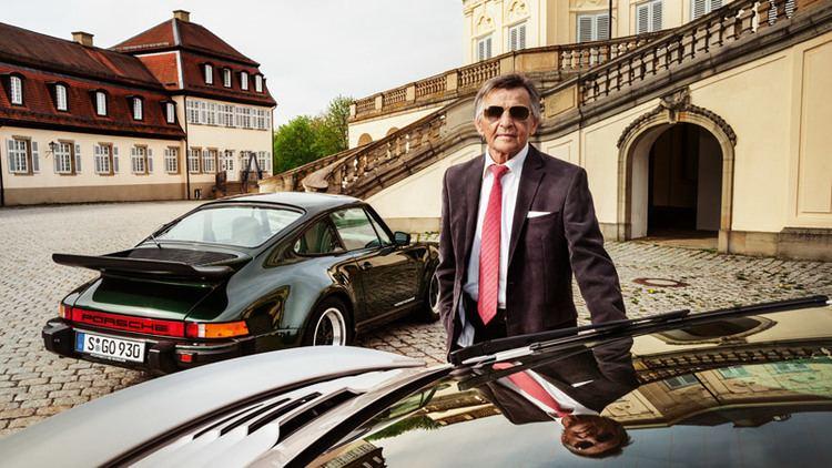 Hans Mezger Porsche Right from the pit lane Porsche Cars North America