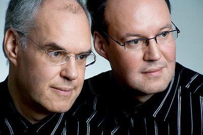 Hans-Peter Stenzl Piano Duet Germany HansPeter Stenzl Volker Stenzl Concert