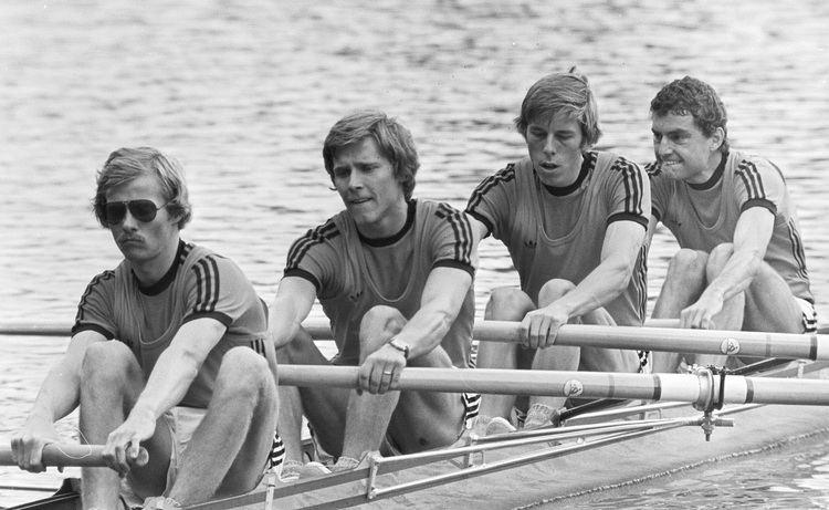 Hans Pieterman FileGe Schous Hans Pieterman Hans Povel Hans Lycklama 1977bjpg