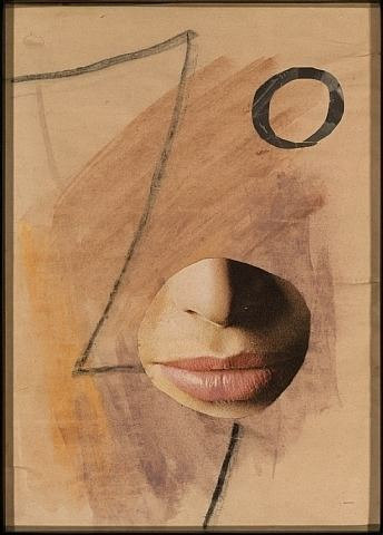 Hans Richter (artist) Dada Head Variation no 507 Hans Richter WikiArtorg