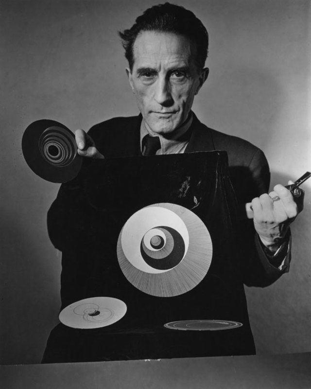 Hans Richter (artist) The Silver Screen Surfer The Dada Films Of Hans Richter