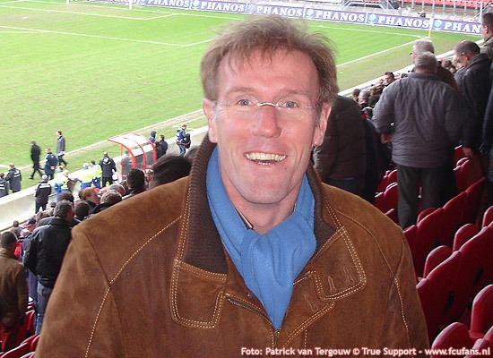Hans van Breukelen FCU fansnl Hoe is het metHans van Breukelen