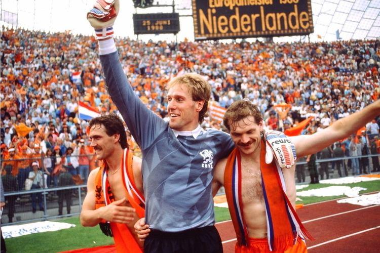 Hans van Breukelen Top 10 Excentrieke keepers Hans van Breukelen Bezeten keeper