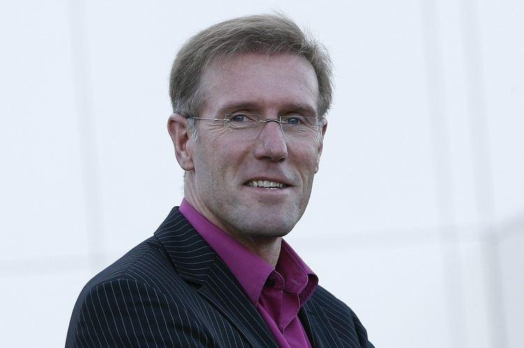 Hans van Breukelen RoboCup Supporter Hans van Breukelen