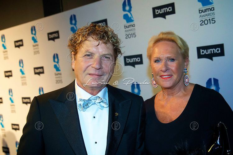 Hans van Hemert BUMA AWARDS 2015 Fotopersbureau LDB Production