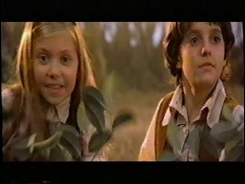 Hansel and Gretel (2002 film) Hansel and Gretel 2002 Trailer VHS Capture YouTube