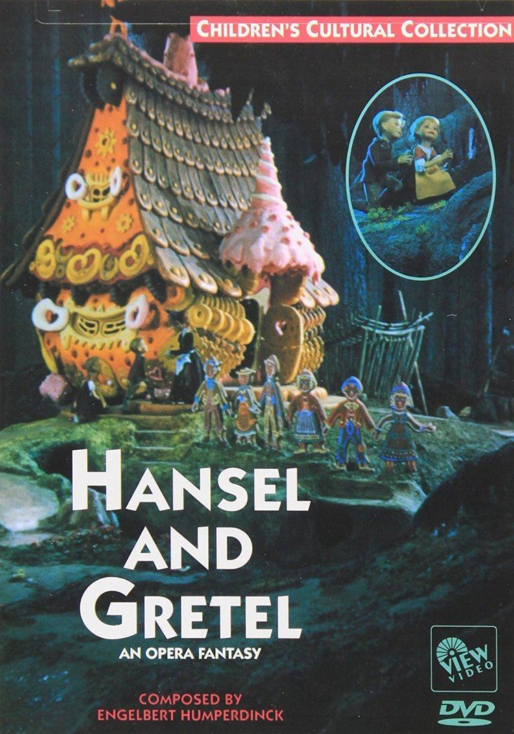 Hansel and Gretel: An Opera Fantasy Amazoncom HANSEL AND GRETEL An Opera Fantasy Anna Russell