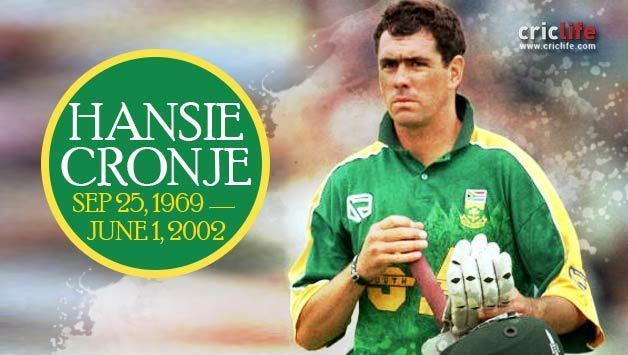 Hansie Cronje 15 interesting things to know about former South