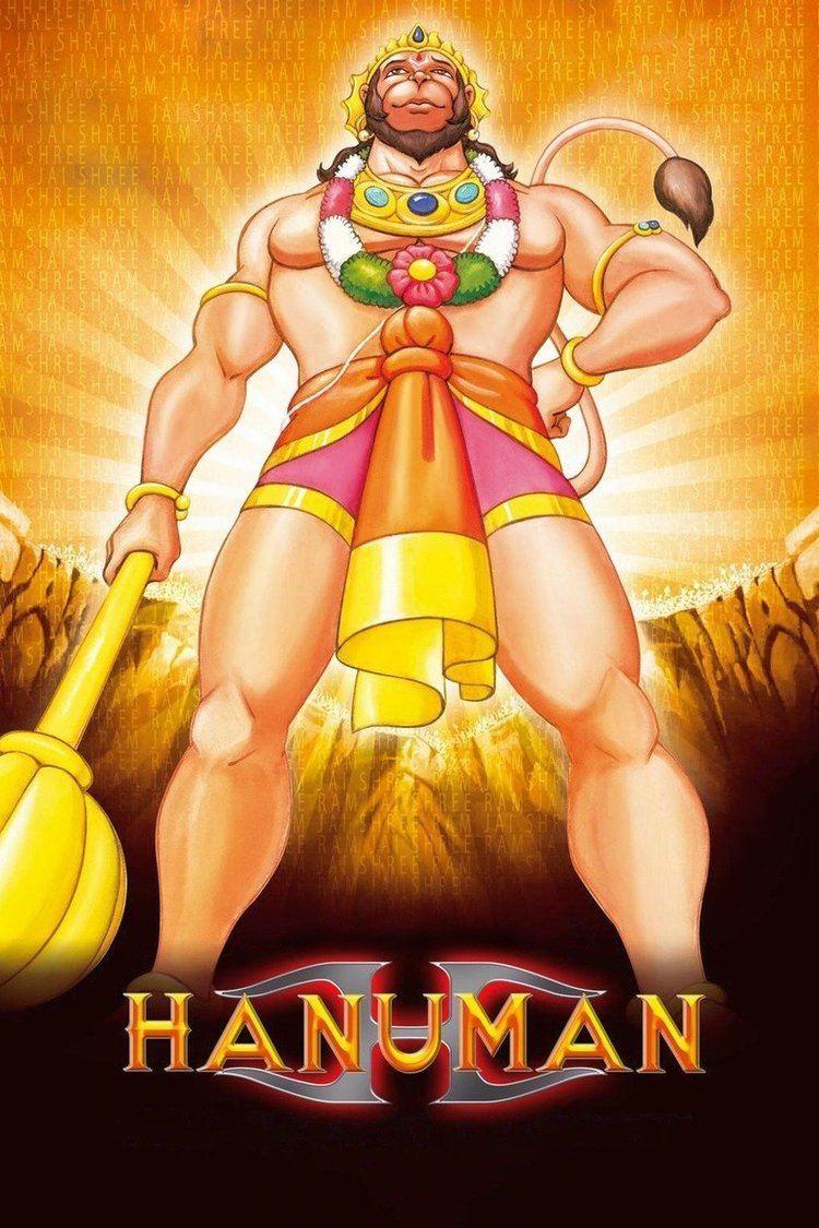Hanuman (2005 film) wwwgstaticcomtvthumbmovieposters10803513p10
